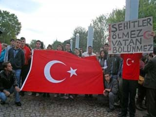 Mustafa Kemal'in Şehitleri